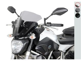MRA Sport Wind Screen Clear Yamaha MT-07