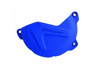 POLISPORT Clutch Cover Protector Blue KTM/Husqvarna