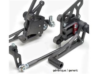 RIGHT REARSETS FOR THE KIT 448059