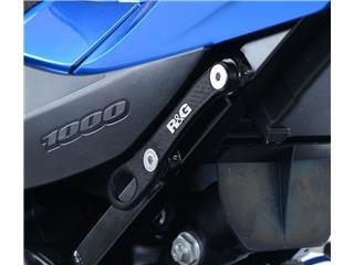 Platines pour sangles R&G RACING noir Suzuki GSX-R1000 - a1388fcd-5171-4212-8af9-75ce157166dd