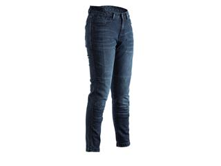RST Aramid CE Jeans Blauw M Dames