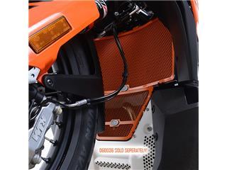 R&G RACING Radiator Guard Orange KTM 790 Adventure - 61400115