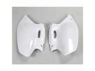 Plaques latérales UFO blanc Yamaha - 78428614