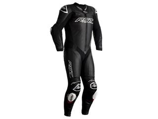 RST Race Dept V4.1 Airbag CE Race Suit Leather Black Size S Men - 816000070168