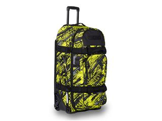 OGIO RIG 9800 Travel Bag Scratch Black/Neon