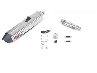 Schalldämpfer Serket Edelstahl Scorpion Honda NC750 S/X - a207f457-00c3-424c-b68b-d196adb00008