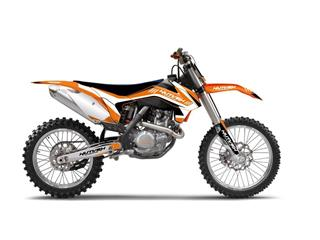Kit déco Kutvek Chrono KTM SX250