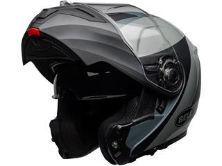 BELL SRT Modular Helmet Presence Matte/Gloss Black/Gray Size M - 800000030469
