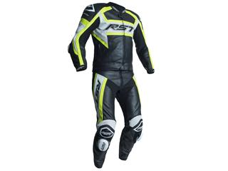 Combinaison RST TracTech Evo R CE cuir jaune fluo taille S homme