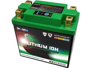 Batterie SKYRICH Lithium Ion LTX14L-BS sans entretien - 327112