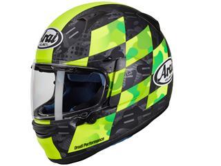 ARAI Profile-V Helmet Patch Green Size XS