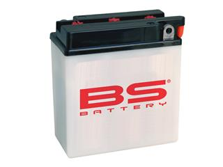 Batterie BS BATTERY BHD-12 conventionnelle sans pack acide - 321786