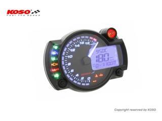 Multifunction meter Koso RX2N+ universal GP Style
