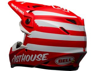 Casque BELL Moto-9 Mips Signia Matte Red/White taille XL - a3574783-8ef1-47d5-ac18-99ba44971d6c