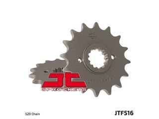 Pignon JT SPROCKETS 16 dents acier standard pas 520 type 516