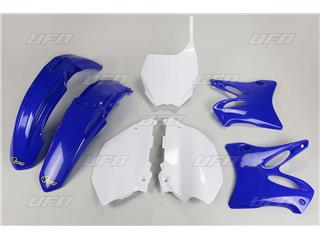 UFO Plastic Kit OEM Color Blue/White Yamaha YZ125/144/250