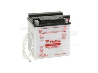 Batería YUASA YB10L-B2 Combipack (con electrolito)