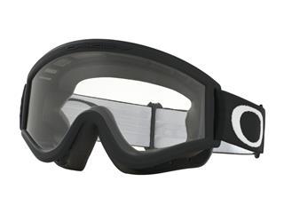 Masque OAKLEY L Frame MX noir écran transparent