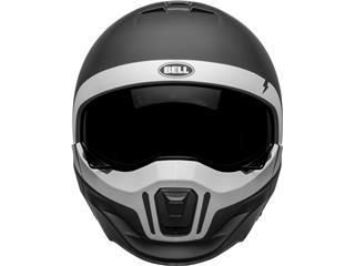 BELL Broozer Helm Cranium Matte Black/White Maat M L - a50d1d32-2bdb-4c49-aa8f-348e04b3641e