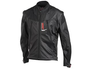 LEATT GPX 4.5 Lite Jacket Black/Grey Size S