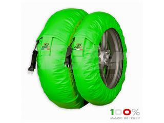 Calentadores CAPIT Suprema Spina Color verde (17'' - Del.120/Tra.200/55)
