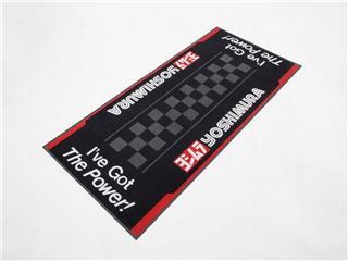 YOSHIMURA Racing Mat 100x220cm - 98000115