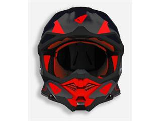UFO Diamond Helmet Matt Black/Red Size M - a5b90939-fd55-4fc4-9c16-402be616238c