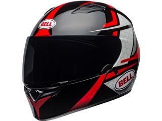 BELL Qualifier Helmet Flare Gloss Black/Red Size XXXL - 800000210173