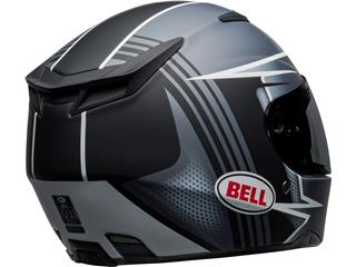 BELL RS-2 Helmet Swift Grey/Black/White Size XL - a5d2ff4c-d187-4508-82a1-7dc8ab36a1c5