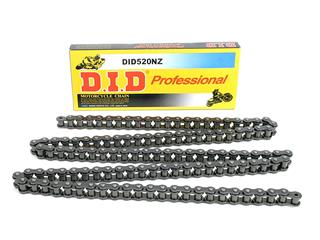 D.I.D 520 NZ Transmission Chain Black/Black 112 Links
