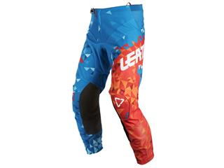 LEATT GPX 4.5 Pants Blue/Red Size L/US34/EU52