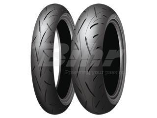 Neumático Dunlop S/T Radial ROADSPORT 2 120/70ZR17 M/C 58W TL