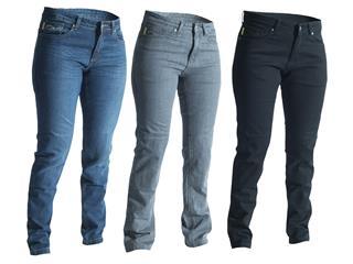RST Ladies Aramid Skinny Fit Pants Textile Blue Size L Women - a625b0ee-67aa-4ef0-aac3-a1bcfabdda3a