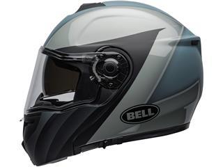 BELL SRT Modular Helmet Presence Matte/Gloss Black/Gray Size XL - a63e486d-e331-4edf-9a3b-b45811407def