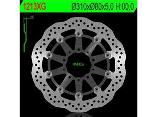 NG 1213XG Front Brake Disc Petal Semi-Floating