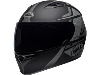 BELL Qualifier Helmet Flare Matte Black/Gray Size XL