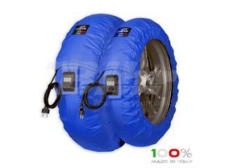 Calentadores CAPIT Suprema Vision Color azul (17'' - Del.120/Tra.200/55)