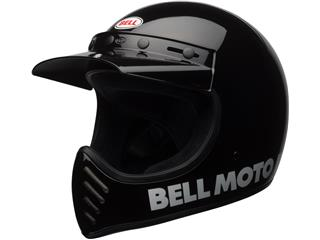 Casque BELL Moto-3 Classic Black taille L - 7081024