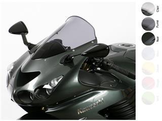 MRA Sport Windshield Black Kawasaki ZZR1400