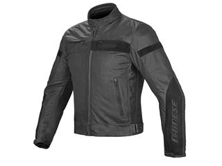 Dainese Stripes Evo C2 Jacket Leather Black Size 54 Man
