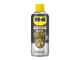 WD 40 Specialist Motorbike Chain Wax 400ml