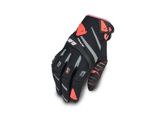 UFO Trace Gloves Black/Red Size XL