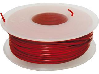 Fil de cablage électrique BIHR rouge - 893271