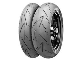 CONTINENTAL Tyre ContiSportAttack 2 K (KAWASAKI) 190/50 ZR 17 M/C (73W) TL