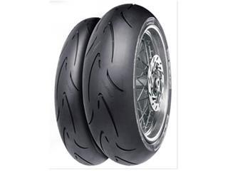 CONTINENTAL Tyre ContiAttack SuperMoto 110/70 R 17 M/C 54H TL