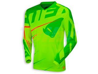 Camiseta UFO Hydra Verde/Verde Flúor Talla L MG04412DL