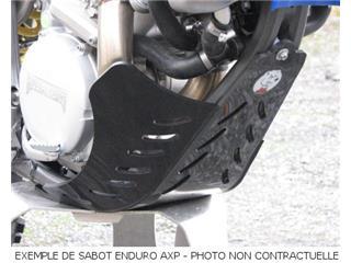 AXP Enduro HDPE Skid Plate Black Husaberg FE350