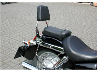 KLICBAG Saddlebag Bracket Set Chrome Honda VT750 Shadow RS