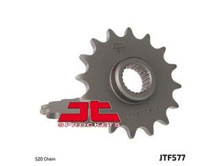 Stahlritzel JT Sprockets 16 Zähne, Kette 520 Yamaha