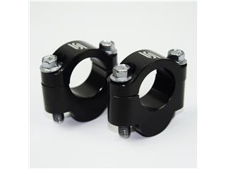Rehausse guidon SCAR +20mm guidon Ø22,2mm noir - 446262